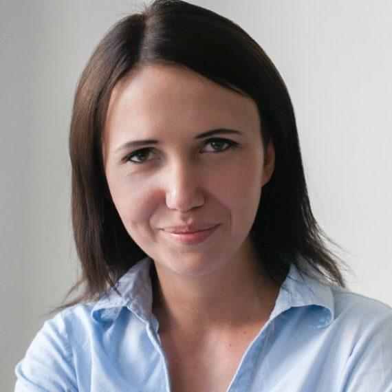 Marta - koordynator Przewodników po Warszawie