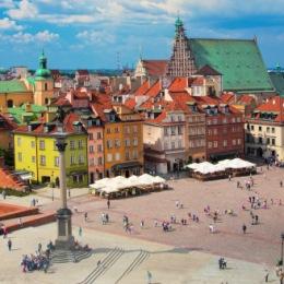 Warszawa spacer po starym mieście