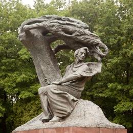 Zwiedzanie Warszawy śladem Fryderyka Chopina