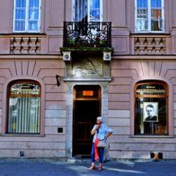 Dom Marii Skłodowskiej-Curie