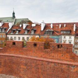 Mury obronne w Warszawie