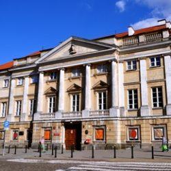 Pałac Raczyńskich (szpital powstańczy)