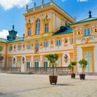 Pałac w Wilanowie zwiedzanie