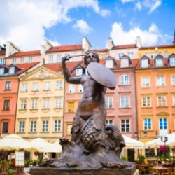 Rynek Starego Miasta Warszawa