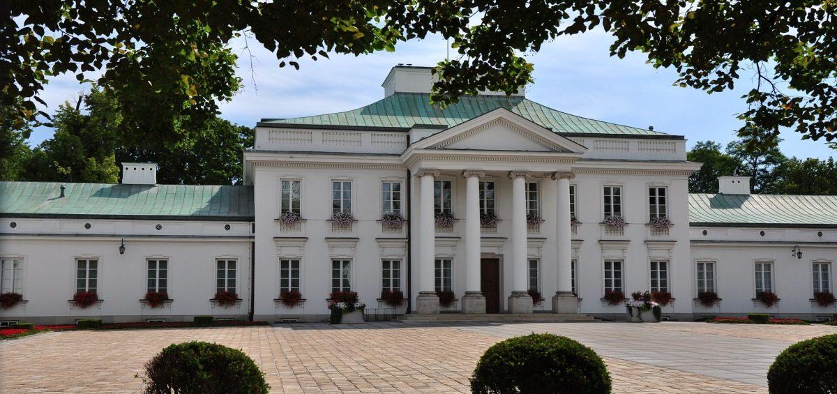 Belweder Warszawa Zwiedzanie