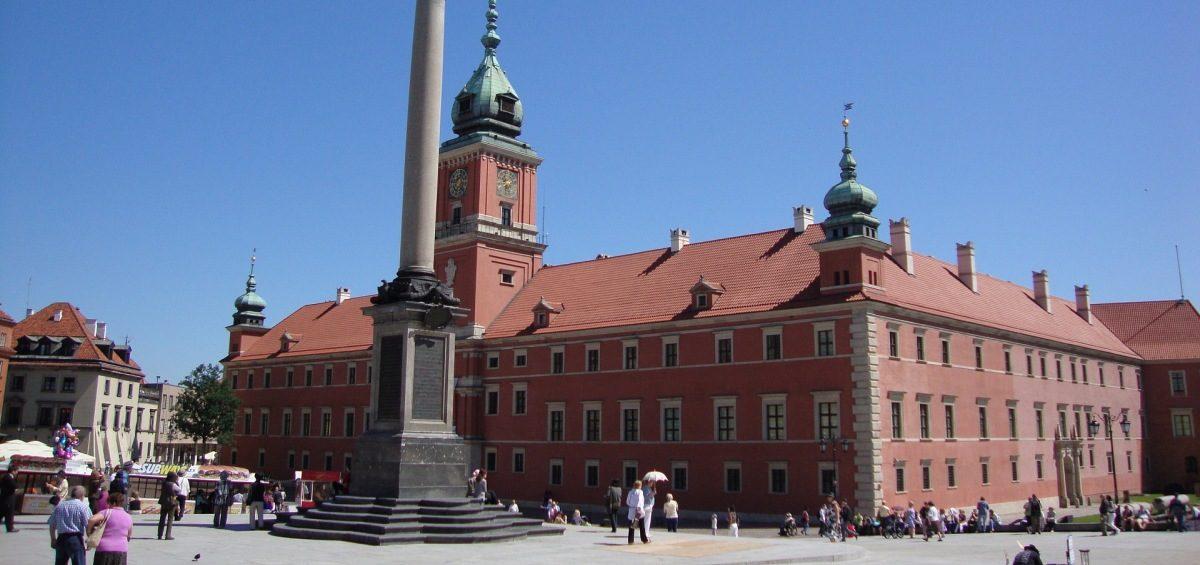 Najważniejsze zabytki w Warszawie