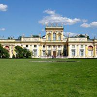 Zwiedzanie Warszawy Wilanowa
