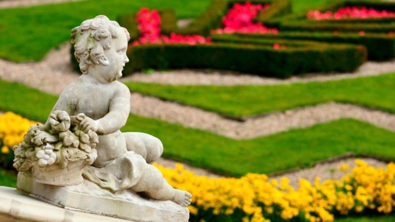 Ogrody w Wilanowie Zwiedzanie