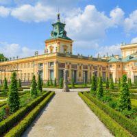 Zwiedzanie pałacu w Wilanowie z przewodnikiem