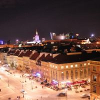 Starówka w Warszawie