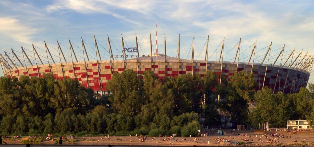 warszawa stadion narodowy zwiedzanie