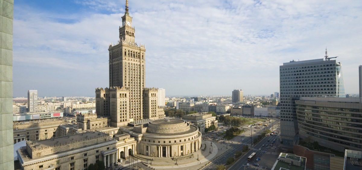 Pałac Kultury i Nauki w Warszawie zwiedzanie
