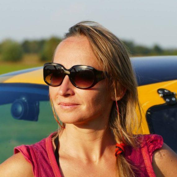 Katarzyna Szymańska - Przewodnik po Warszawie