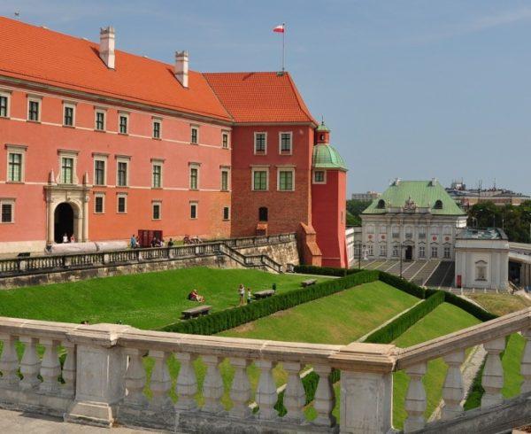 Wycieczka do Warszawy trzydniowa