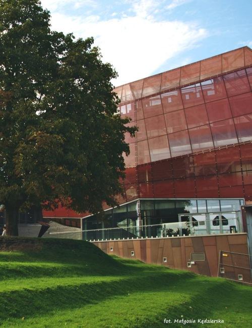 Zwiedzanie Centrum Nauki Kopernik