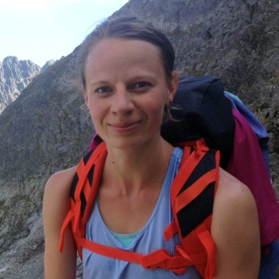 Alicja Benedyk Przewodnik po Warszawie