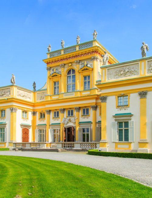 Pałac w Wilanowie Galeria